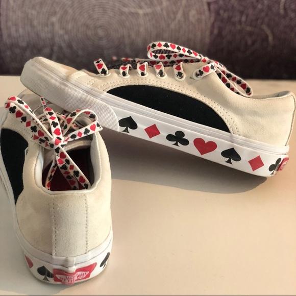 Vans Uo Exclusive Playing Card Lampin Suede Sneaker Sale Online ...
